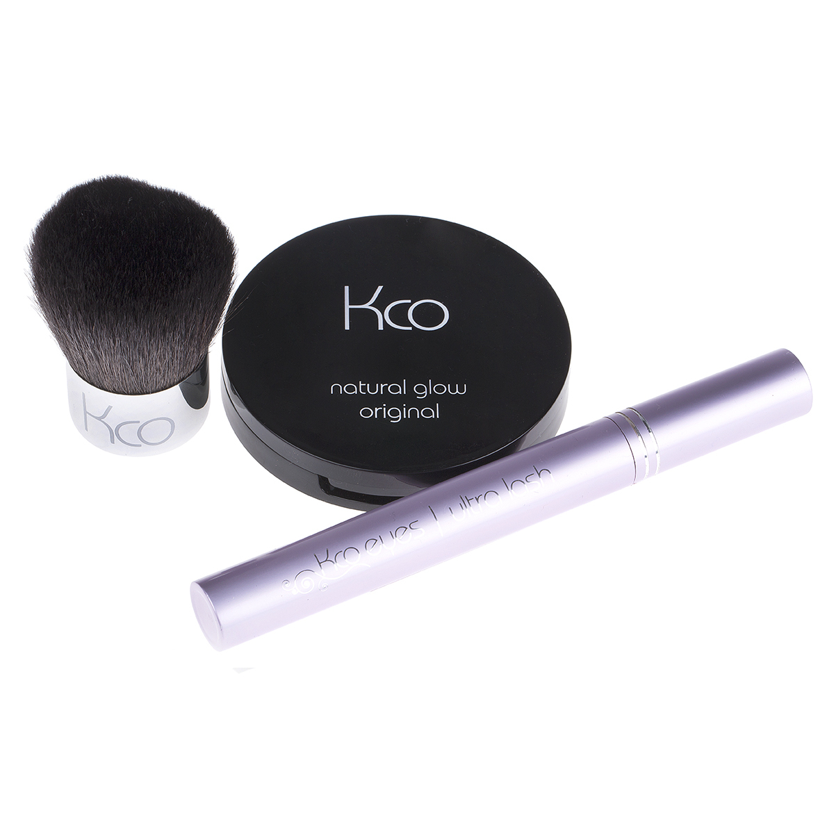 Kco Compact, Mascara & Brush